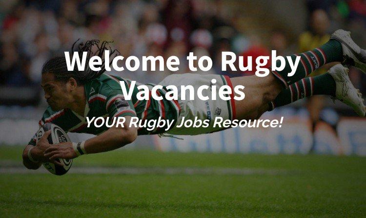 Rugby Vacancies (@rugbyvacancies) | Twitter