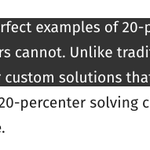 """Read @domjoz of @Captify explain how """"20 percenters"""" like Beeswax innovate for marketers where the big guys can't: https://t.co/bI8aTiVjLA"""