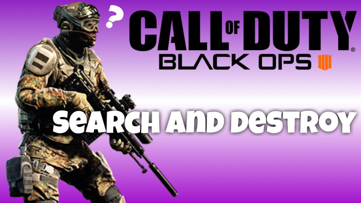 New video is up me and my friends mess around in search and destroy!  #subscribe #gaming #gamer #BlackOps4 #game #ps4 #YouTube  #ps4 #games  #playstation #memes #StatStory #videogames #codmemes