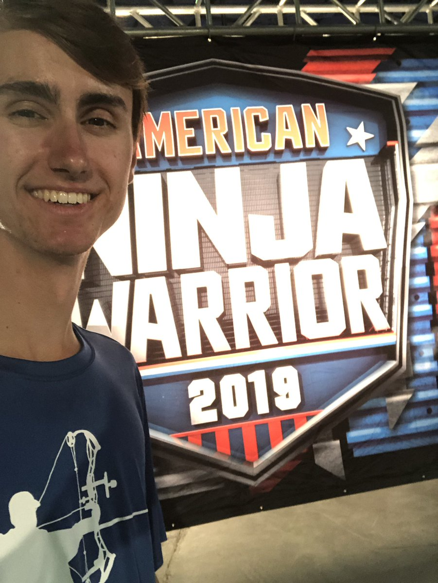 What a crazy weekend competing in season 11 of American Ninja Warrior! Can't wait to tell you guys more once it airs! #ninja #AmericanNinjaWarrior