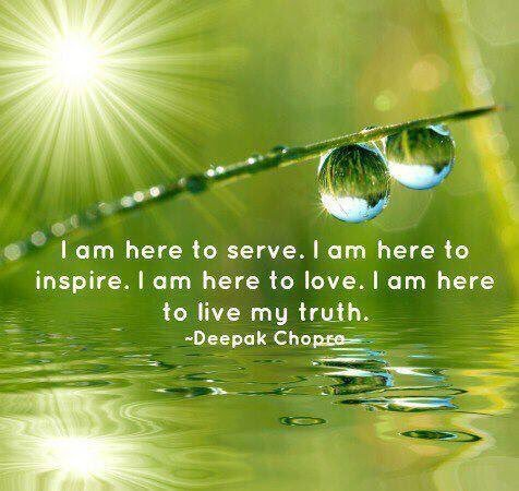 Replying to @KariJoys: #IAm here to serve. I am here to #inspire. #JoyTrain #Joy #Love #Service RT @eldiablo0786