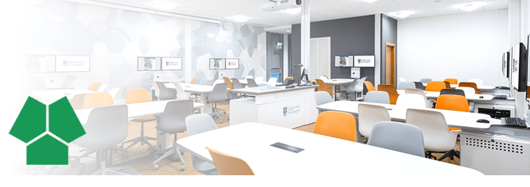 How can technology change education spaces? How can it improve on modern teaching practices? Find out the answers here… bit.ly/2TfA47m View the TOP-TEC Collaborative-Furniture Range... bit.ly/2TcKtAH #Education #Classrooms @UB_UK #HE #HEnews @UEL_News