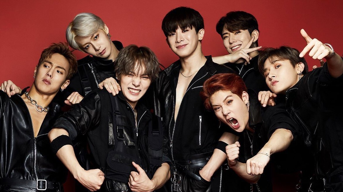 ⠀⠀⠀⠀⠀⠀  Happy 5:14 Monbebe!  ⠀⠀⠀⠀⠀⠀#4YearsWithMONSTAX<br>http://pic.twitter.com/3ENf3zea7H
