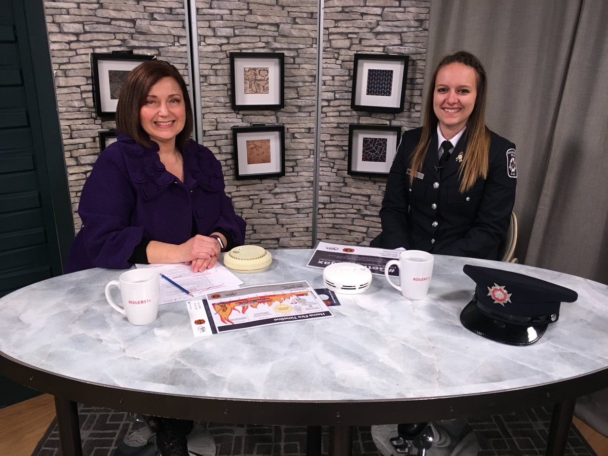 Tonight on #InsideDurham @ROGERStvDurham at 5 pm, learn more about @stationgallery programs; @TownOfAjax Fire keeping residents safe with its #GetReal initiative; @raziah2007 @giuseppecolagiacomo inspire families to get fit together; @HumaneDurham pet adoption