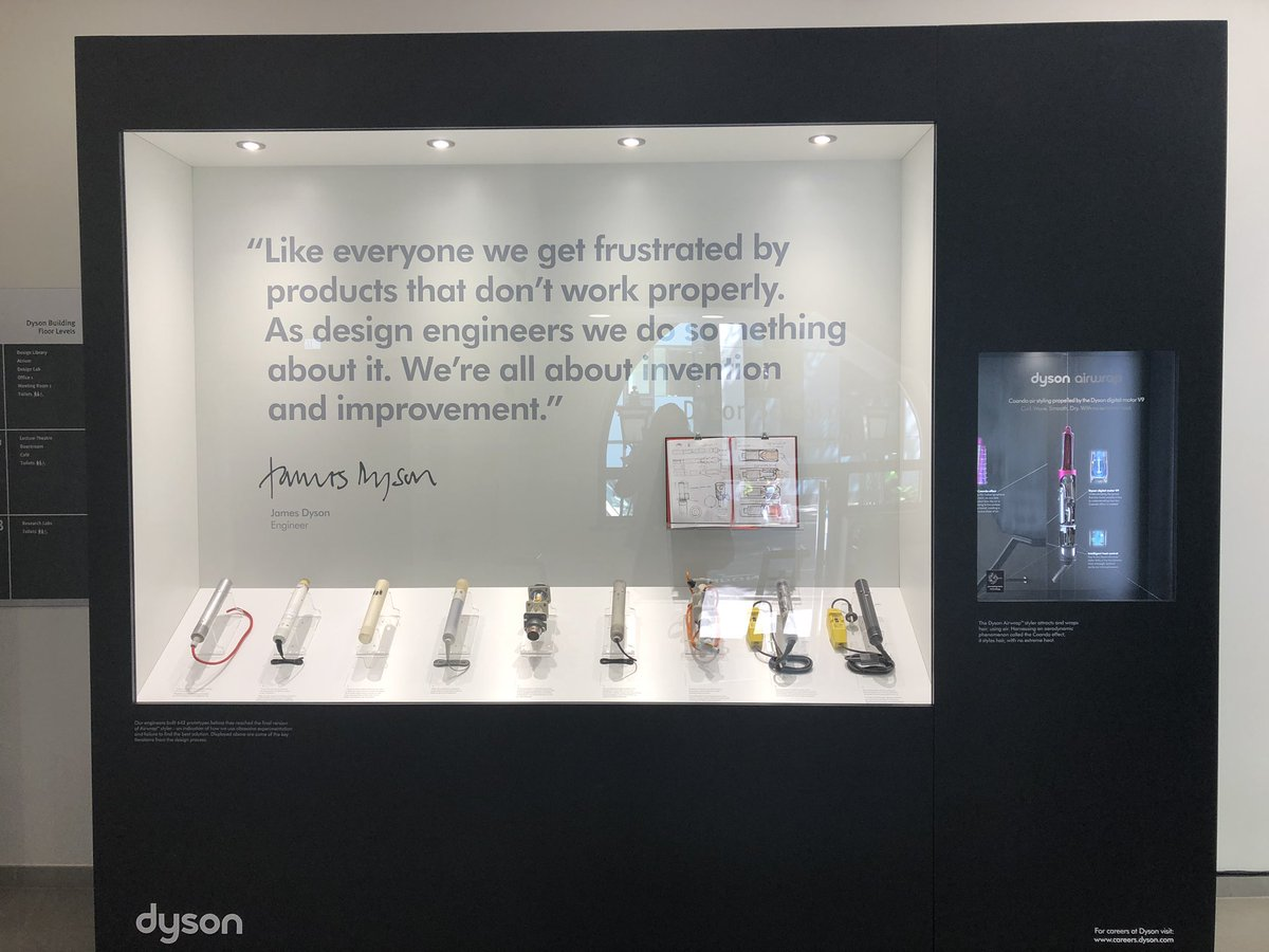 Jamesdysonfoundation On Twitter Today The Dyson School Of Design Engineering At Imperial College Officially Opened Educating The Next Generation Of Innovative And Enterprising Design Engineers Imperialdyson Https T Co Tty1luyktn