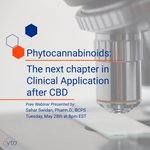 """Don't miss this 2nd part of a 2-part series """"Science Behind CBD"""" as it explores the scientific nature & potential of other #phytocannabinoids associated with the #hemp plant, apart from #CBD & THC. https://t.co/0M0TaoAgri #CBDhealth#CBDbenefits #CBDdata #CBDscience #CYTOlife"""