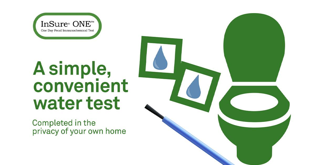 Quest Diagnostics On Twitter What Does A Simpler Colon Cancer Screening Look Like Purchased Online Done Privately At Home Easy To Use No Messy Stool Collection And Accurate Results Sent Directly To