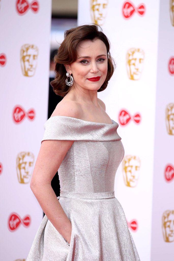 Keeley Hawes at the BAFTA TV Awards 2019