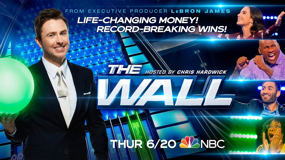 999fe60e38e1  NBCTheWall is back for a third season June 20 on  NBC.pic.twitter .com sf9vRbVmBx