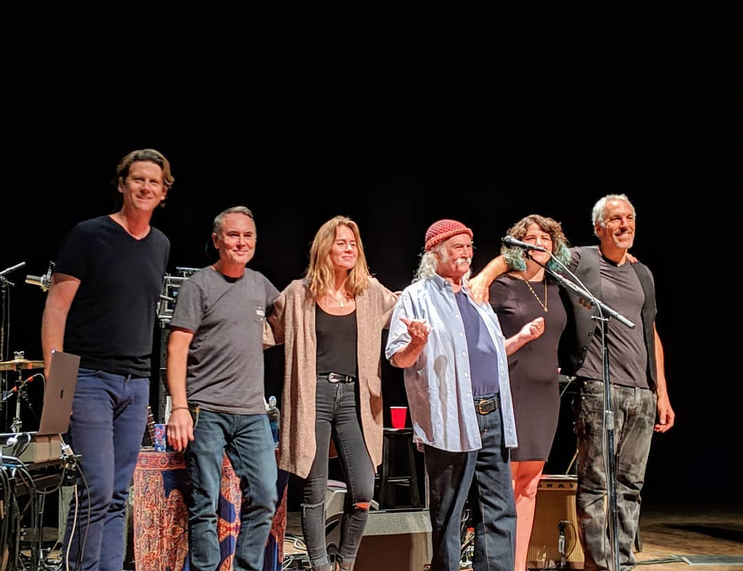 #SkyTrails tour is off to a great start!  https:// davidcrosby.com/pages/tour  &nbsp;     travelin__soul (Instagram)<br>http://pic.twitter.com/lf6kvb8a2N
