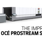 Image for the Tweet beginning: The Océ ProStream is earning