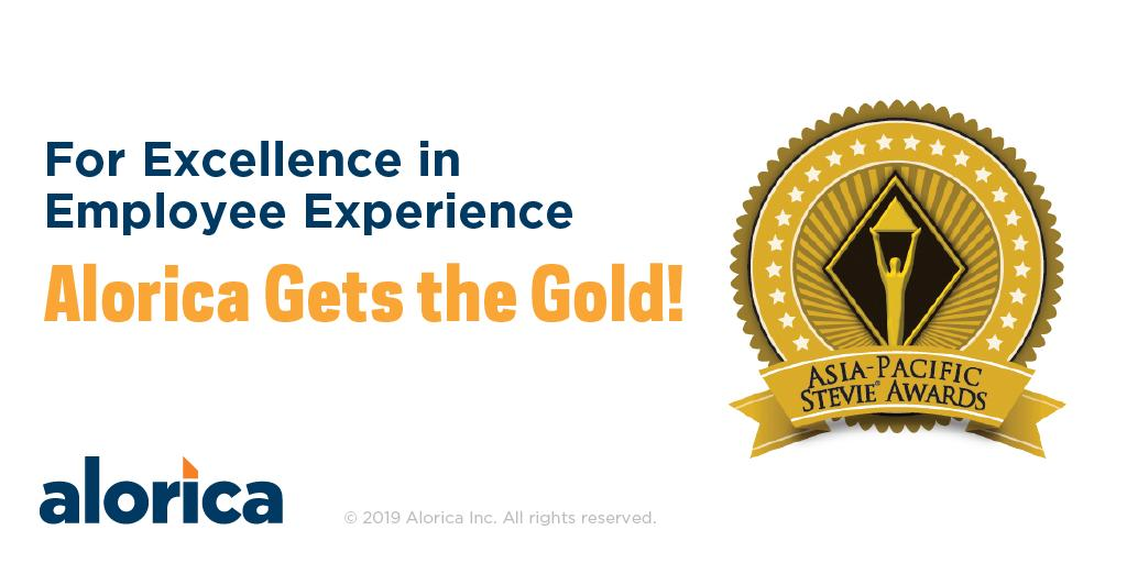 """Awesome news! We've been honored with two GOLD ASIA-PACIFIC STEVIE® AWARDS in the """"Innovation in Human Resources Management, Planning & Practice"""" and """"Innovative Use of Technology in Human Resources"""" categories. Read more: https://t.co/ms0SQa3lJQ #thekudoskeepcoming https://t.co/HVFNT59A06"""