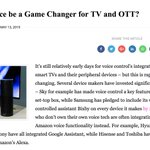 Will Voice be a Game Changer for TV and OTT?https://t.co/xie5fX1UzC Captify's @domjoz speaks to @videoadnews. Check it out! #voice #data #adtech