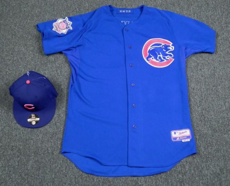 Chicago Cubs fan orders sweet custom jersey, accidentally puts credit card number in name field