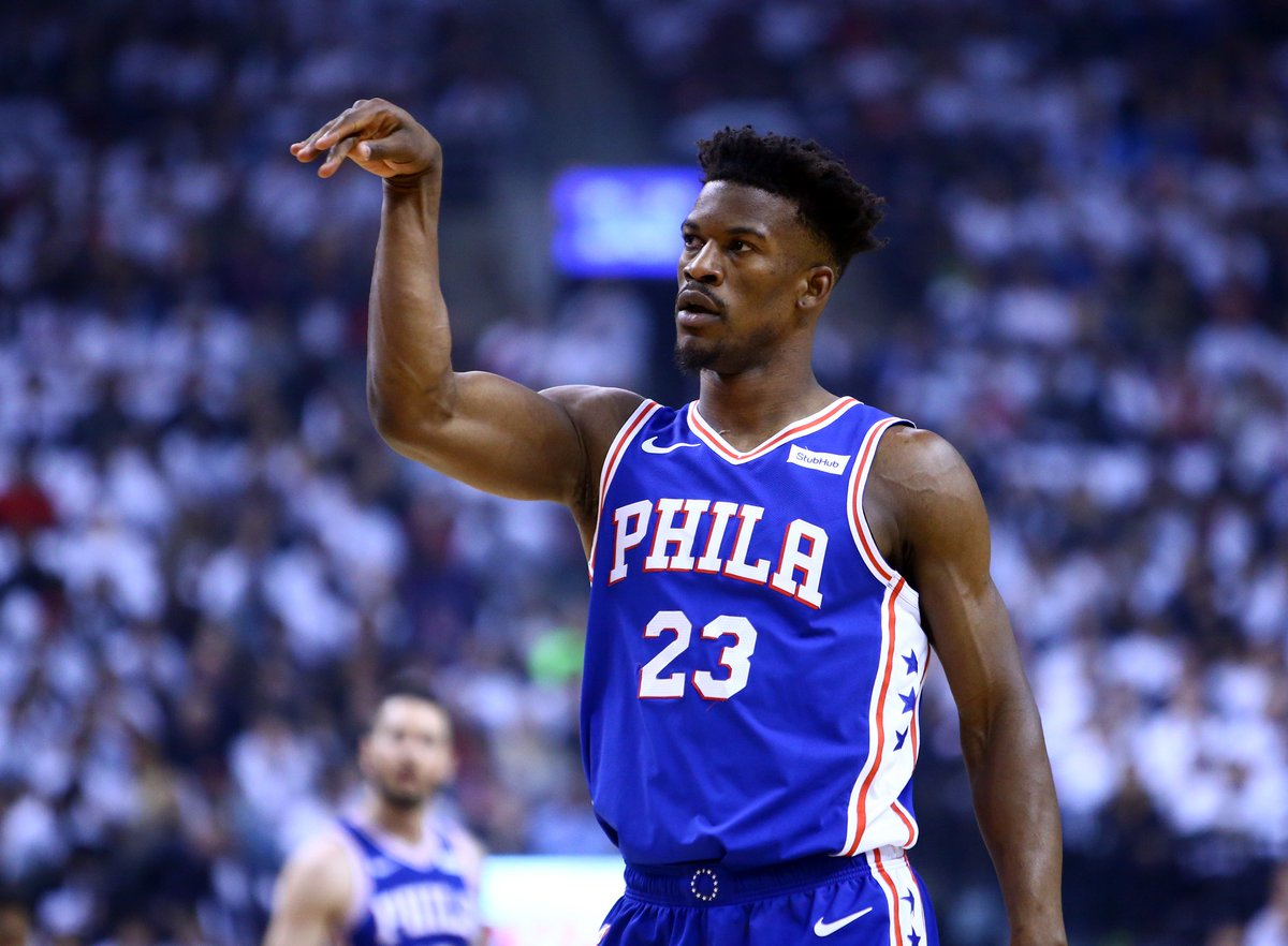 "New Team Named As ""Contender"" For Jimmy Butler"