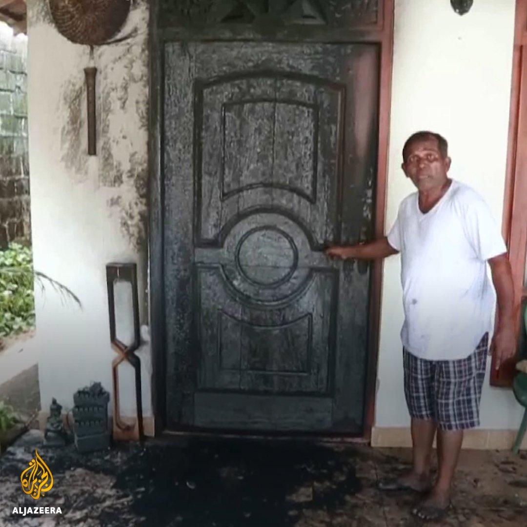 Al Jazeera English's photo on sri lanka