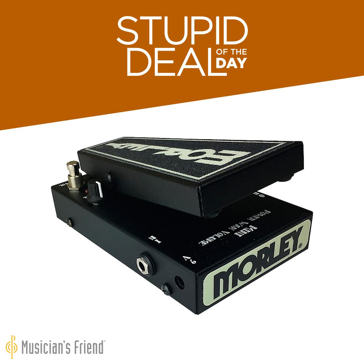 musiciansfriend com stupid deal of the day