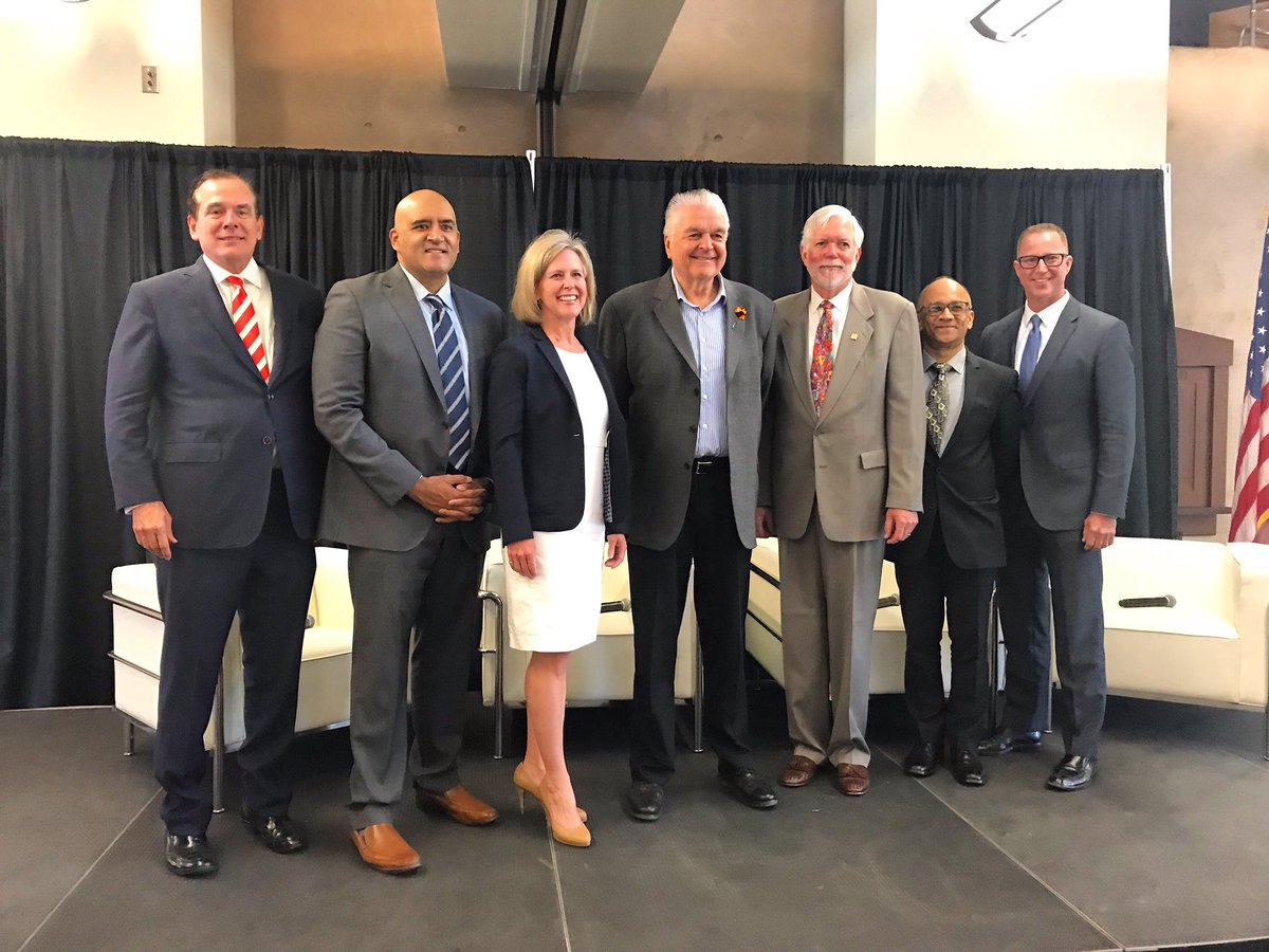 A huge thank you to @infraweek and all of our speakers and panelists for helping us make the 2019 National Infrastructure Week Western Summit a success! #BuildForTomorrowSNV