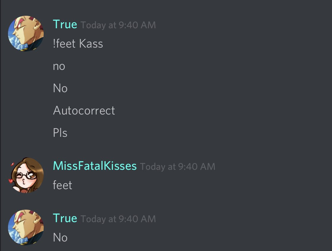 Kass Ⓥ 💋 (@MissFatalKisses)   Twitter
