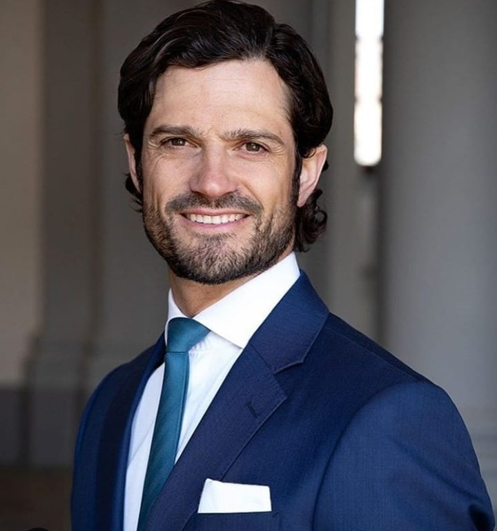 Happy Birthday to the Dashing Prince Carl of Sweden