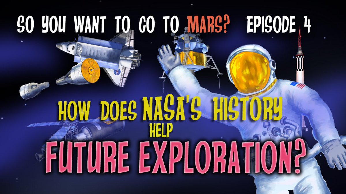 NASA has been exploring space for 60 years! Learn how 60 years of knowledge and discovery prepares us to go farther than humanity has ever gone before.