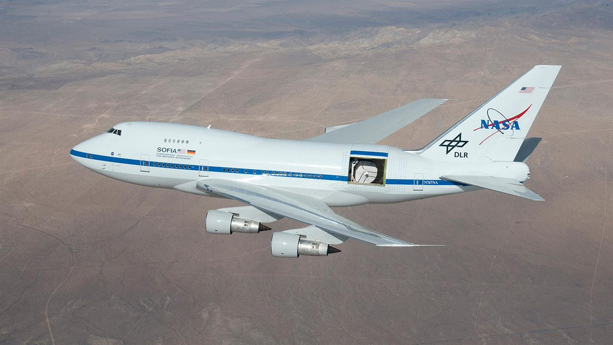 My GREAT Experience with SOFIA: Part 1 aasnova.org/2019/05/13/my-… @SOFIAtelescope