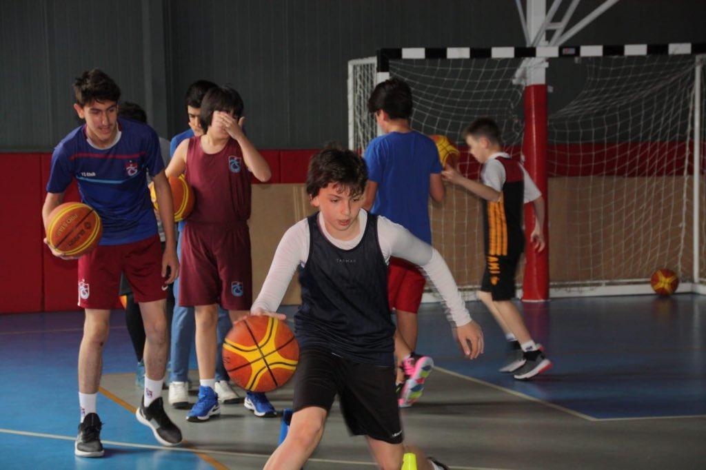 Trabzon ili altyapı seçmelerimiz tamamlandı. Katılan tüm genç sporcularımıza teşekkür ederiz.  Sonuçlar Haziran ayında açıklanacaktır.