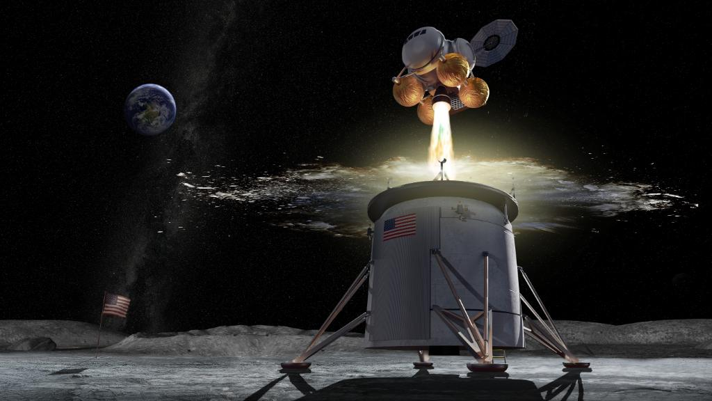 Dive into the budget amendment that supports our work on the #Moon2024 mission. This invests in development of @NASA_technology, a human lunar landing system, the @NASA_SLS rocket + @NASA_Orion capsule, increased robotic Moon science & more. Details: go.nasa.gov/2Q1JoaD