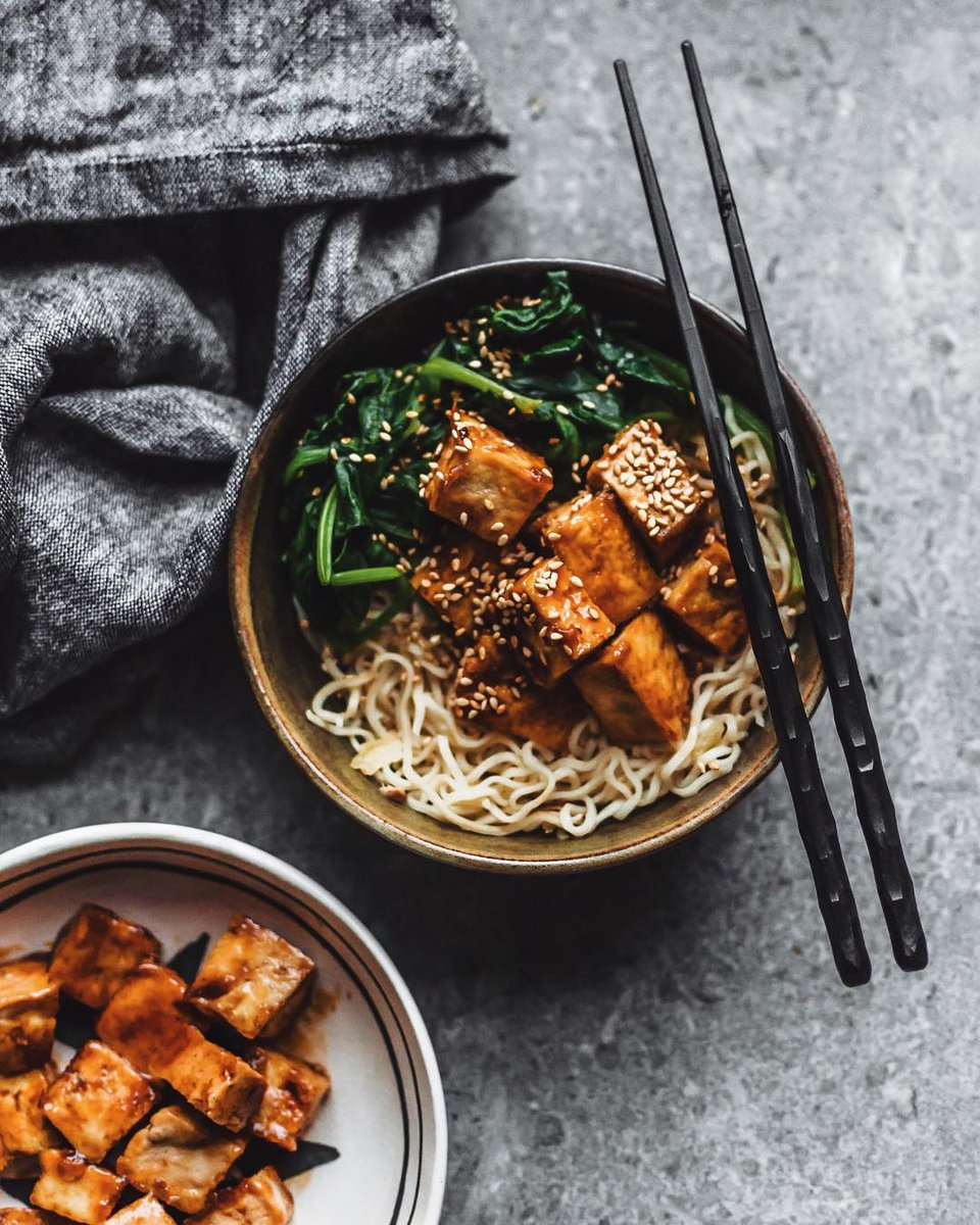 """""""Honoring my heritage means connecting the food I make to the past, but also using it as a conversation to explore my own identity and tell my own story."""" —Food photographer and recipe developer Hannah Che #APAheritagemonth https://www.instagram.com/p/Bxa711DBNmb/"""