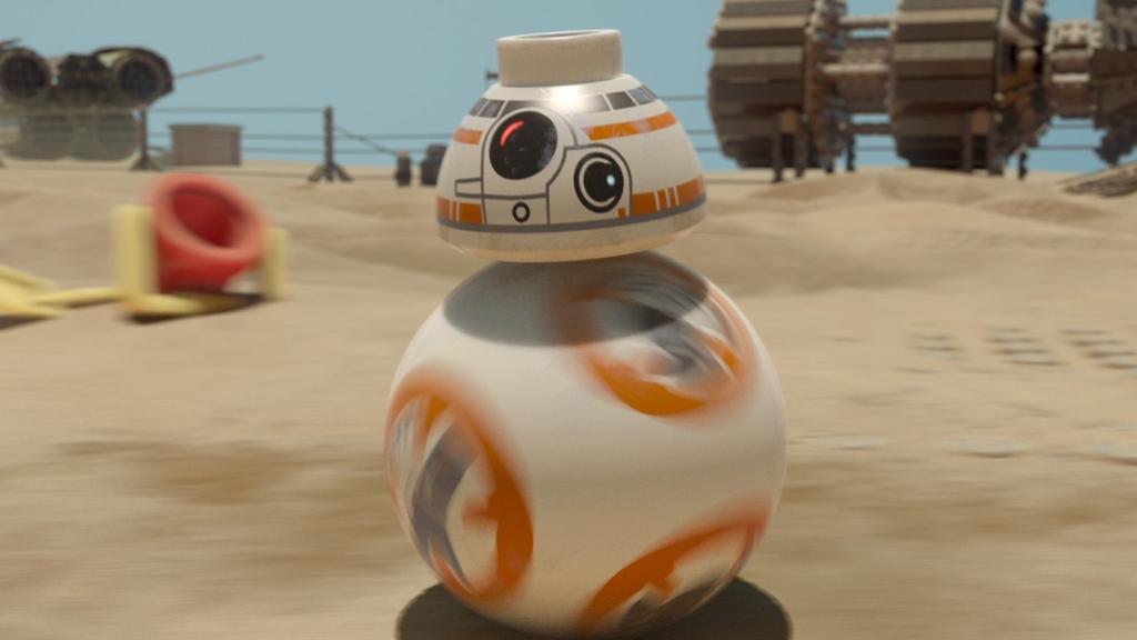 Replaying the Classics comes to a close with LEGO Star Wars: The Force Awakens. http://strw.rs/6015EigW3