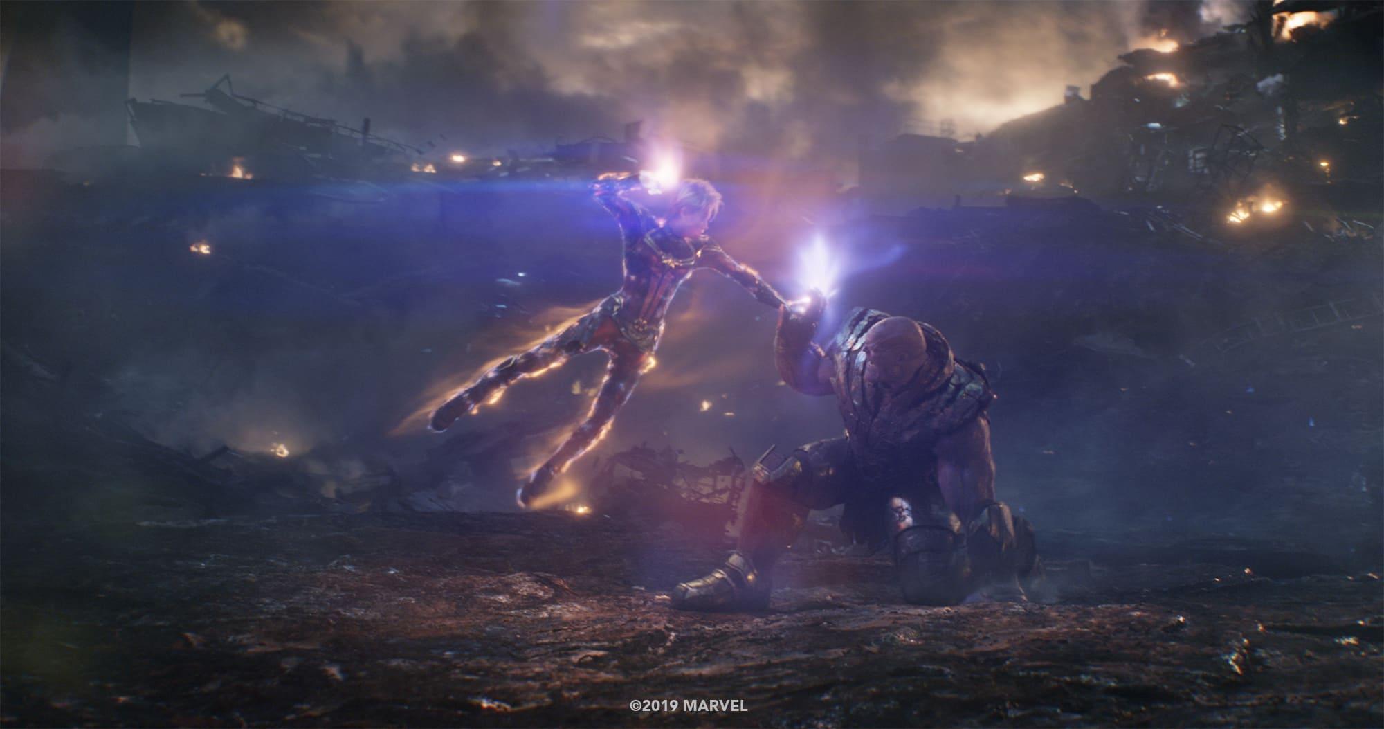 Avengers Endgame Hi Res Spoiler Stills Highlight The