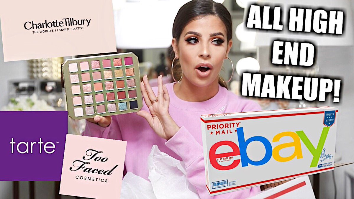 Laura Lee On Twitter 200 Ebay Mystery Box All High End Makeup Omg Https T Co Atghmwo3xf