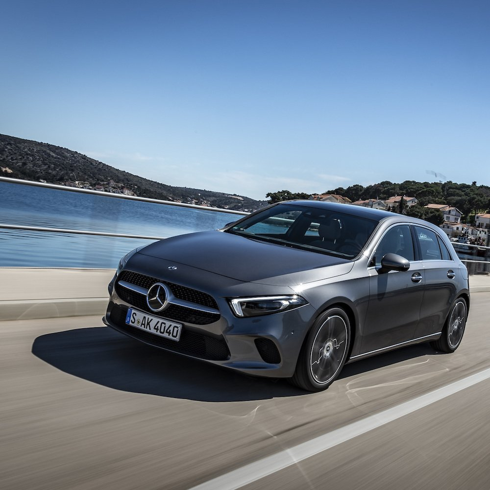 The new A-Class increased sales worldwide the eighth month in a row! Overall, the popular compact car segment of Mercedes-Benz achieved a sales plus of 6% in April. #mbsales #Daimler #AClass https://t.co/6DXtaXlKlK
