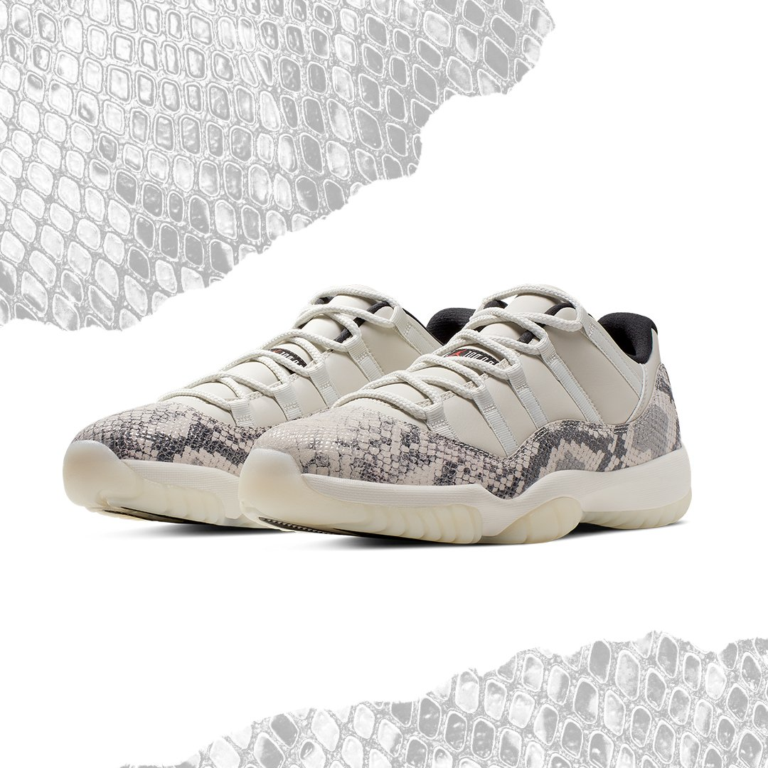 cheap for discount ce6ae 7f793 ... to celebrate the 23-year anniversary of the silhouette MJ won his  fourth title with. The Air Jordan XI Low