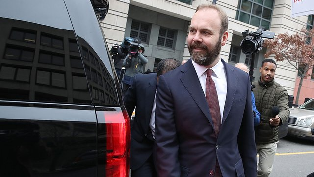 The Hill's photo on rick gates
