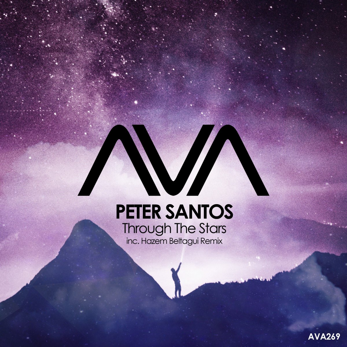 "Loving this new one from @PeterSantosdj on @AVARecordings ""Through The Stars"" is on air now   #reanimatemusic // @AfterhoursFM"
