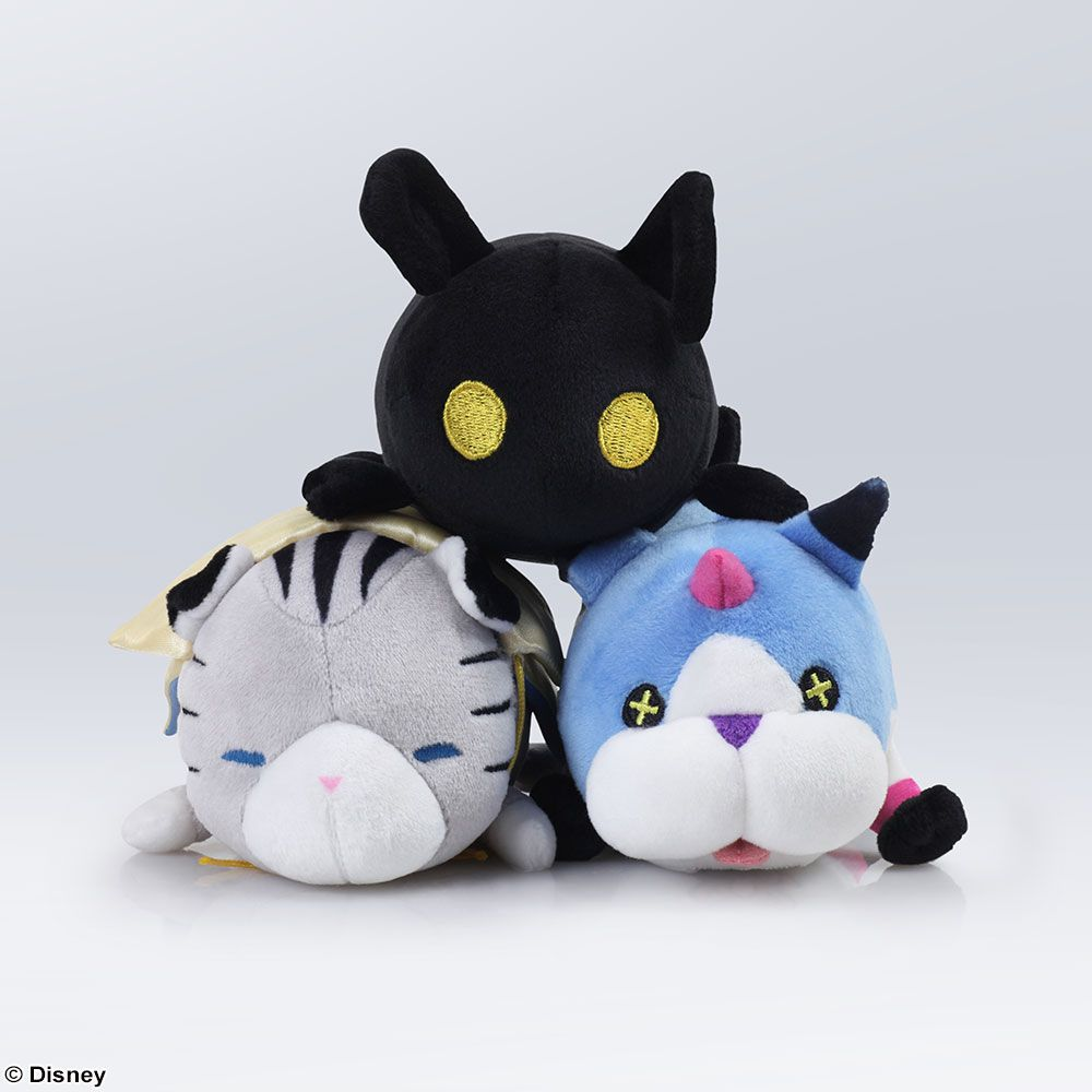 New and adorable #KingdomHearts plushies are available for pre-order on the @SquareEnix Store!💖  Chirithy👉https://sqex.link/k5v  Shadow👉https://sqex.link/zqx  Meow-wow👉https://sqex.link/97ef6