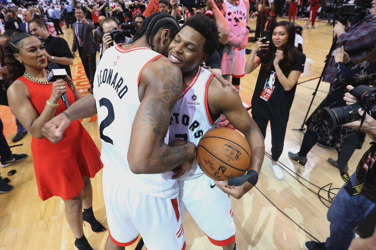 Raptors Nation's photo on Game 7