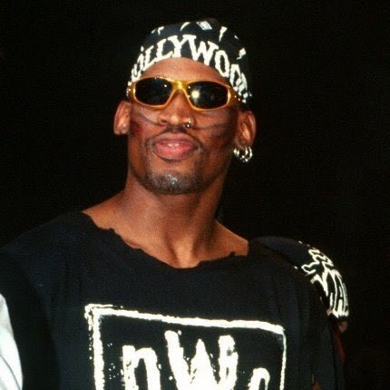 Happy Birthday to Dennis Rodman!