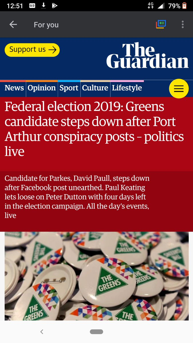 Dirty and Rotten Greens's photo on Port Arthur