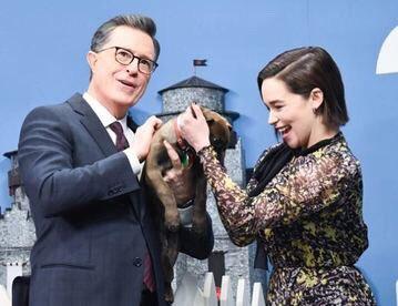 Stephen Colbert top tweets