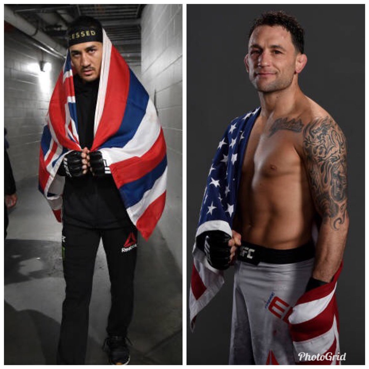 BREAKING: Max Holloway (@BlessedMMA) vs. Frankie Edgar (@FrankieEdgar) is verbally agreed for UFC 240 on July 27 in Edmonton. Story coming to ESPN.
