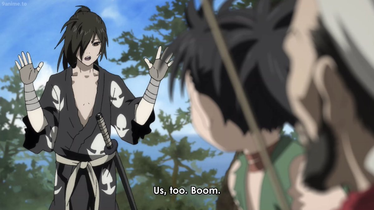 Yintabf On Twitter Dororo Episode 13 All The Changes To This Arc Are Because Hyakkimaru S Lack Of Character Which Is My Main Problem With This Adaptation As A Whole Https T Co Bx6iyhclgv