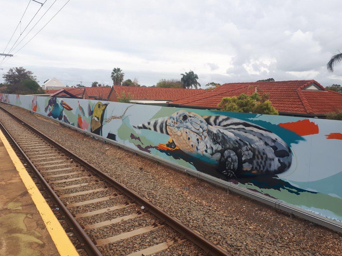 Mural Reduce Graffiti