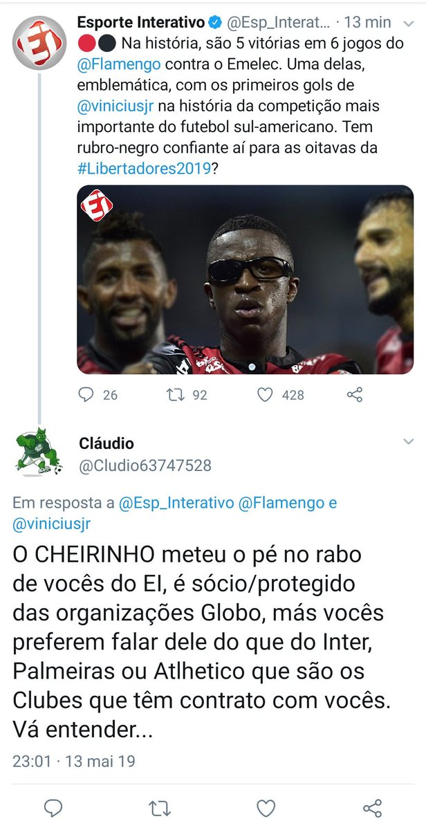 @Recibo_CRF's photo on #Flamengo
