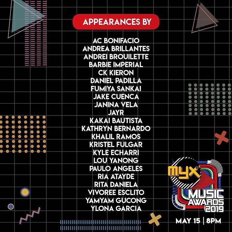 KathNiel ganaps this week:   May 15 - MYX Music Awards 2019 May 17 - Pepsi Puso Fest  May 18 - Pentel I Feel it with KathNiel   Mark your calendars, guys! 💙☝️ @bernardokath @imdanielpadilla https://t.co/9ghwHrWpaG