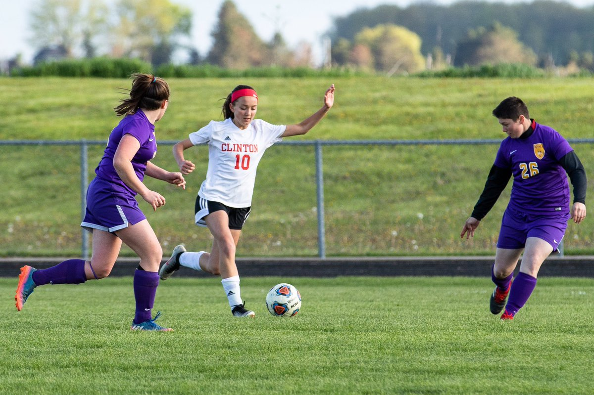 Clinton lost to Blissfield 1-0.  Next game is tomorrow against Ida.