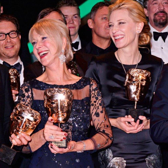 Happy 50th Birthday Cate Blanchett