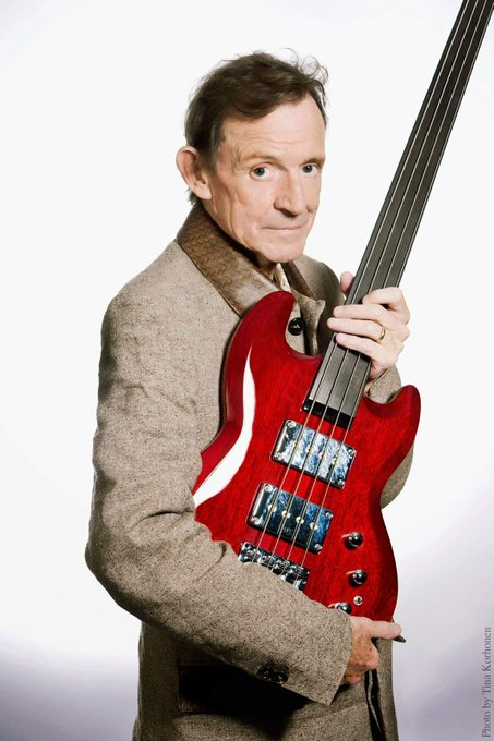 Ohn Symon Asher Jack Bruce (Cream Birth 1943.5.14 2014.10.25 Happy Birthday