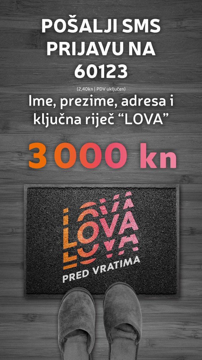 Uskoro ti ostavljamo lovu pred vratima 💪. Svako jutro 3.000kn! #antena #zagreb #lovapredvratima